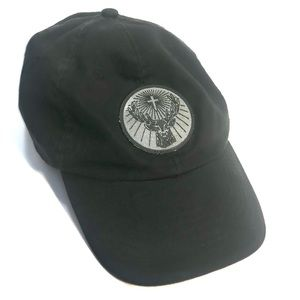 JAGERMEISTER Black Adjustable Cap EUC